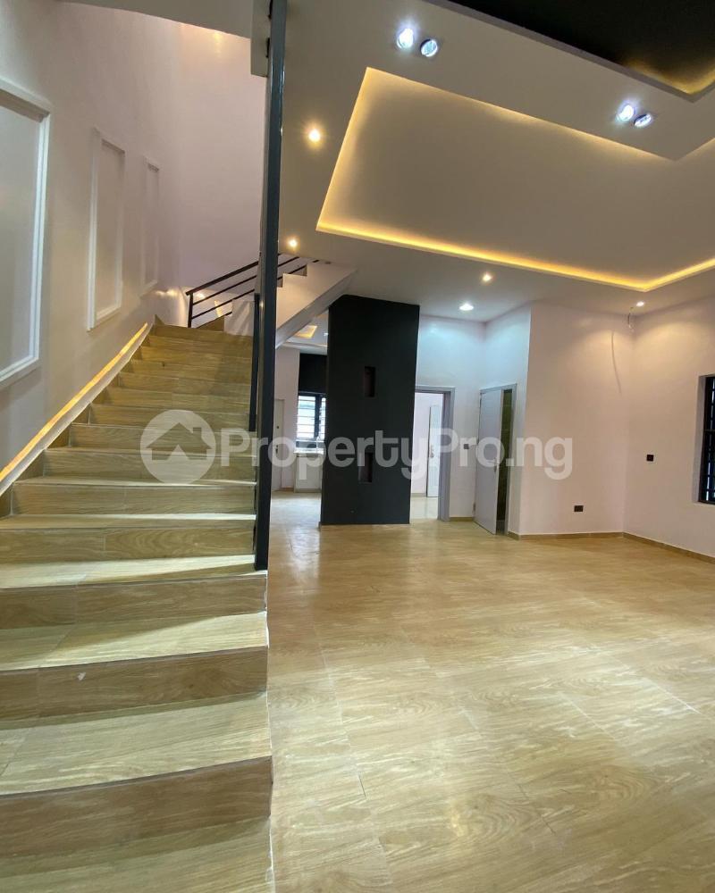 4 bedroom Semi Detached Duplex House for sale ORCHID ROAD chevron Lekki Lagos - 3