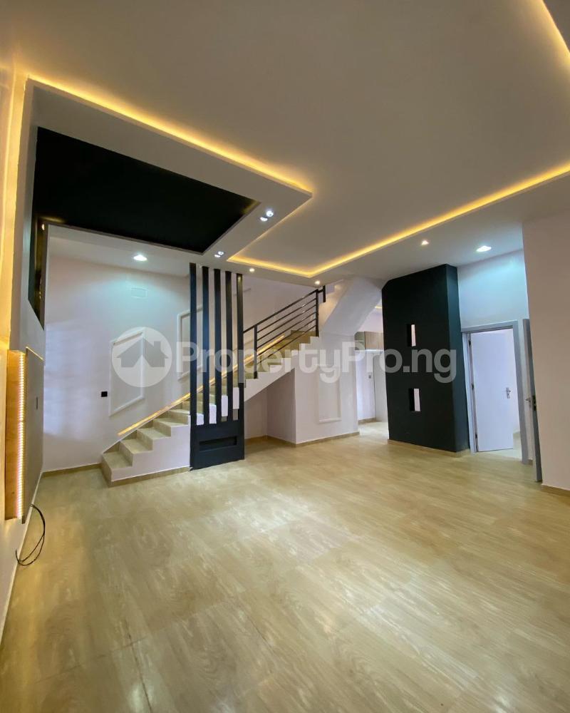 4 bedroom Semi Detached Duplex House for sale ORCHID ROAD chevron Lekki Lagos - 1