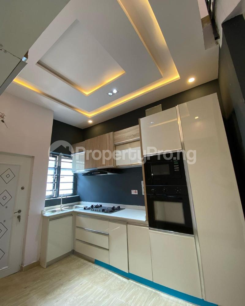 4 bedroom Semi Detached Duplex House for sale ORCHID ROAD chevron Lekki Lagos - 5
