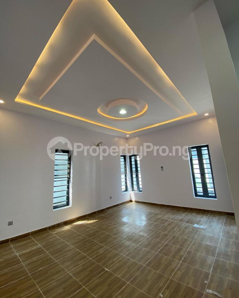 4 bedroom Semi Detached Duplex House for sale ORCHID ROAD chevron Lekki Lagos - 7
