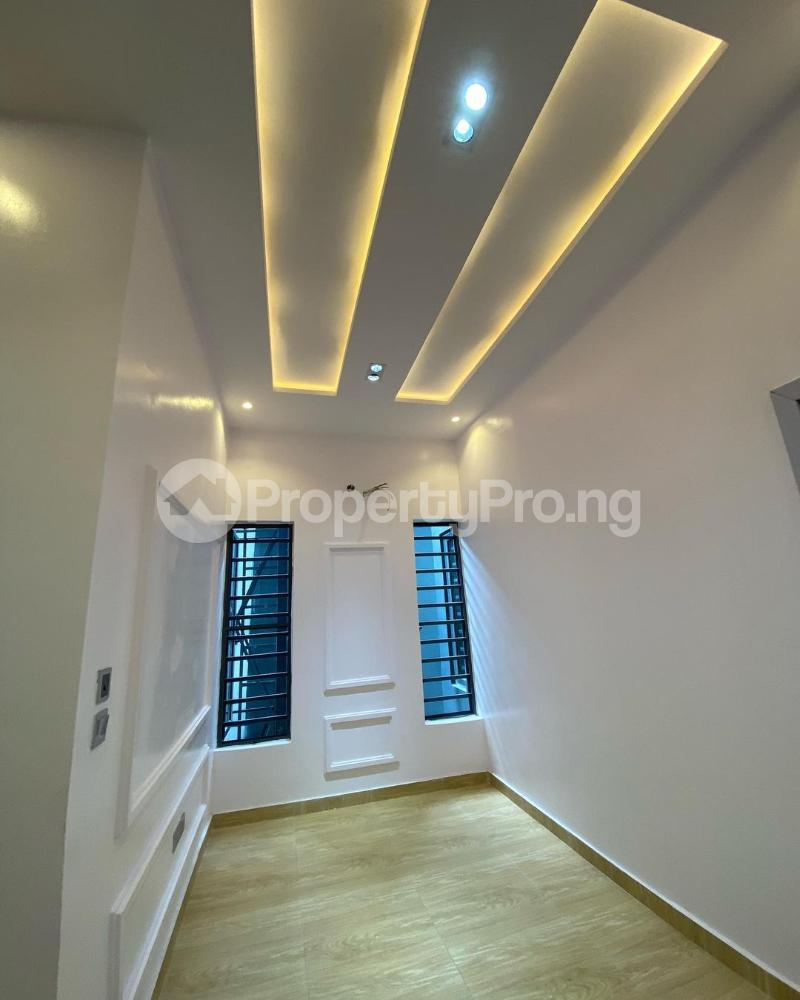4 bedroom Semi Detached Duplex House for sale ORCHID ROAD chevron Lekki Lagos - 2