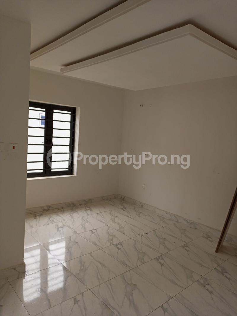 4 bedroom Terraced Duplex House for rent Canal West Estate Osapa Osapa london Lekki Lagos - 4