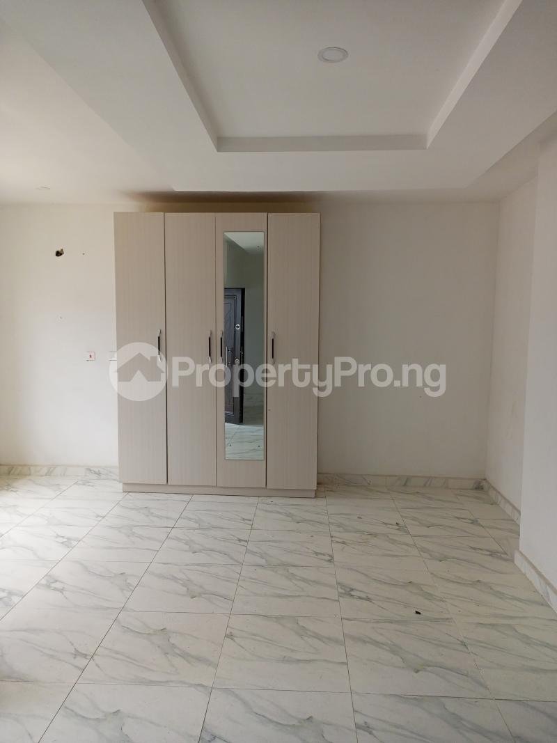 4 bedroom Terraced Duplex House for rent Canal West Estate Osapa london Lekki Lagos - 11