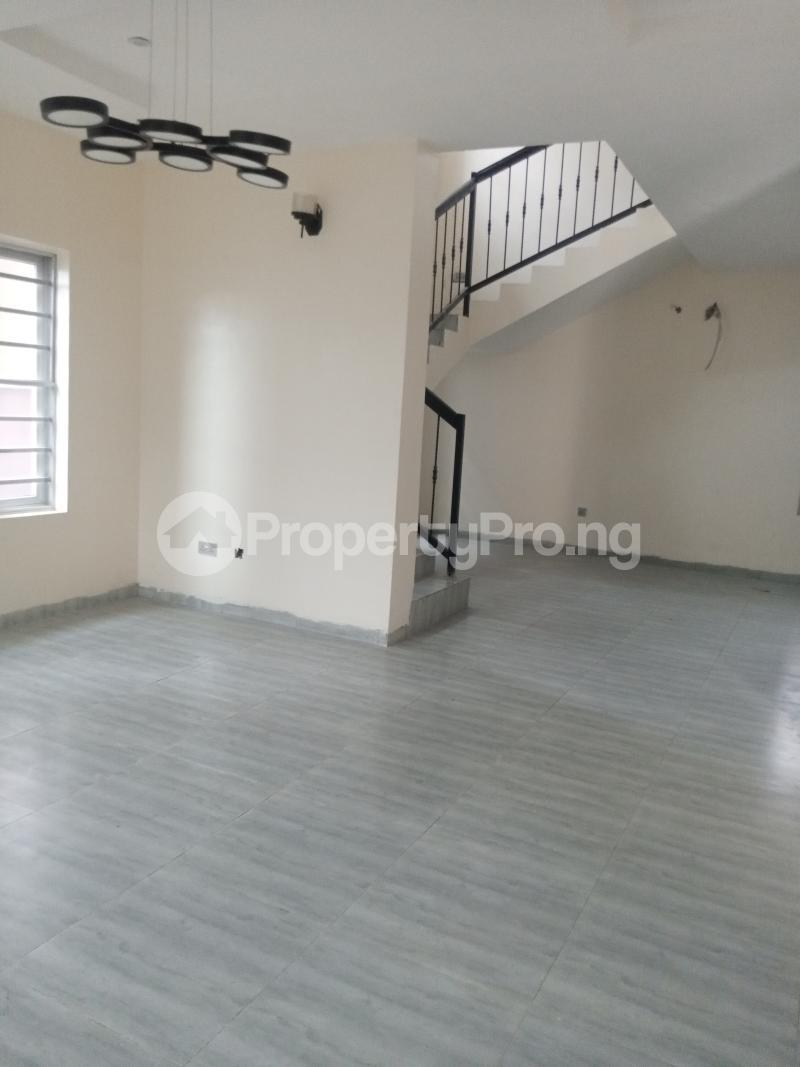 4 bedroom Detached Duplex House for sale Terra Anex Estate B4 Shoprite And Crown Estate Shegotedo Ajah Sangotedo Ajah Lagos - 2