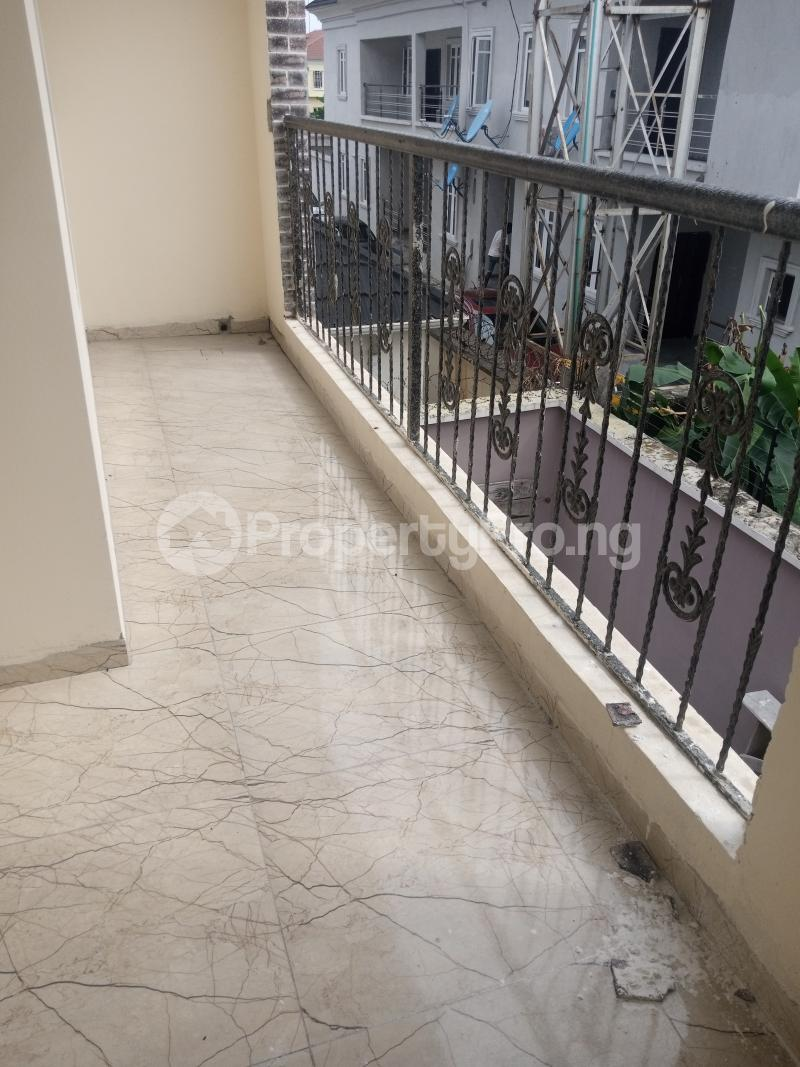 4 bedroom Detached Duplex House for sale Terra Anex Estate B4 Shoprite And Crown Estate Shegotedo Ajah Sangotedo Ajah Lagos - 10