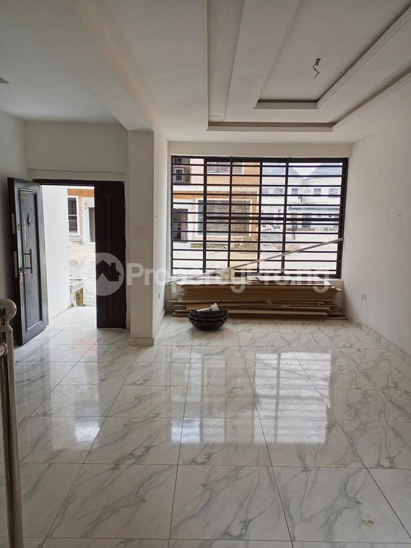 4 bedroom Terraced Duplex House for rent Canal West Estate Osapa Osapa london Lekki Lagos - 5