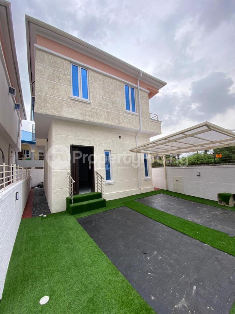 4 bedroom Detached Duplex for sale Off Lekki-Epe Expressway Ajah Lagos - 0