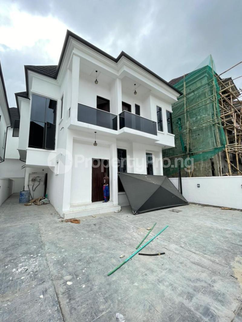4 bedroom Detached Duplex for sale Chevron. chevron Lekki Lagos - 1