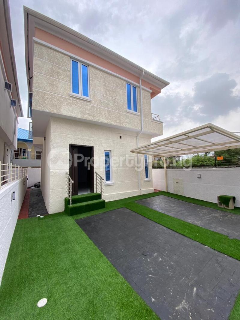 4 bedroom Detached Duplex for sale Off Lekki-Epe Expressway Ajah Lagos - 1