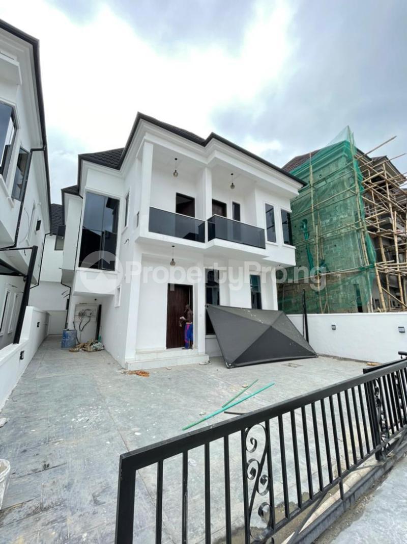 4 bedroom Detached Duplex for sale Chevron. chevron Lekki Lagos - 0