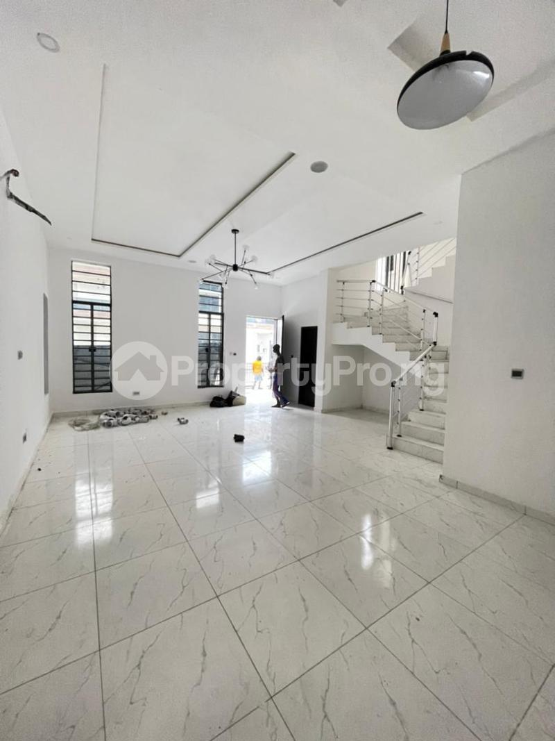 4 bedroom Detached Duplex for sale Chevron. chevron Lekki Lagos - 2