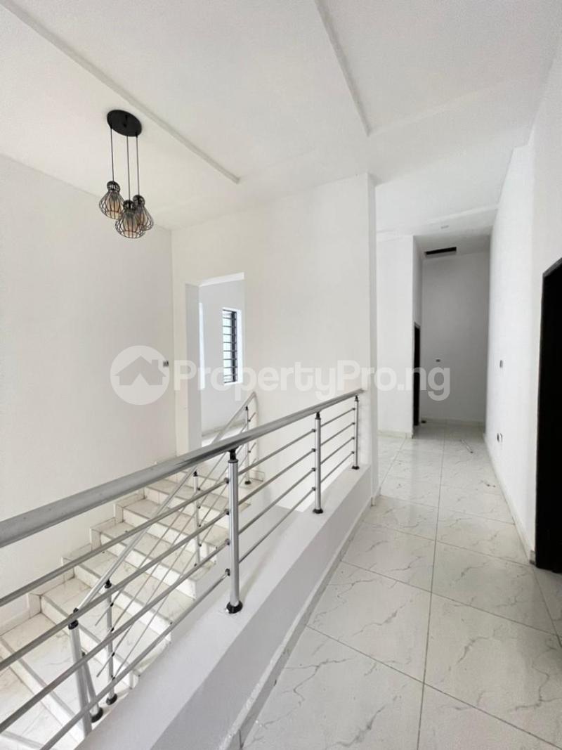 4 bedroom Detached Duplex for sale Chevron. chevron Lekki Lagos - 5