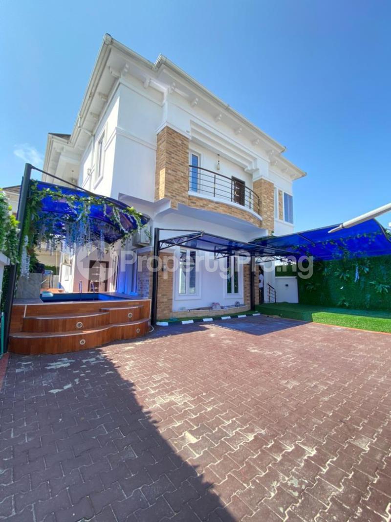 4 bedroom Detached Duplex for sale 2nd Tollgate, Lekki Lekki Lagos - 0