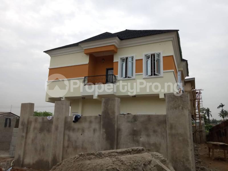 4 bedroom Detached Duplex House for sale In a serene street Allen Avenue Ikeja Lagos - 0