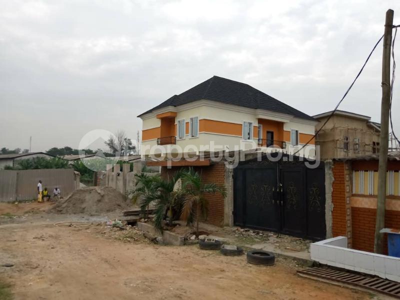4 bedroom Detached Duplex House for sale In a serene street Allen Avenue Ikeja Lagos - 1
