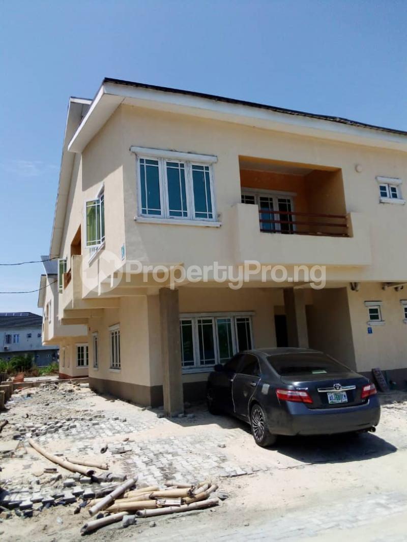 4 bedroom Semi Detached Duplex House for sale Lekki Gardens estate Ajah Lagos - 0
