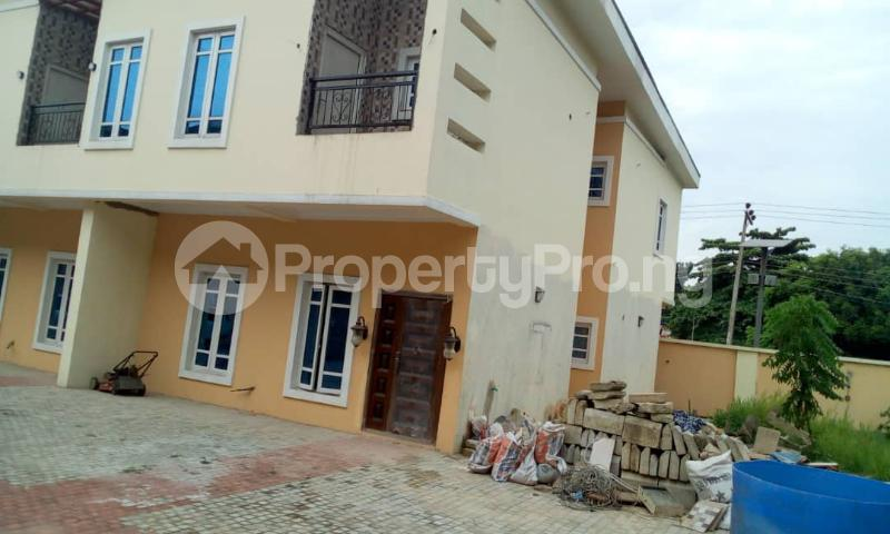 4 bedroom Semi Detached Duplex House for rent Tinubu close Coker Road Ilupeju Lagos - 0