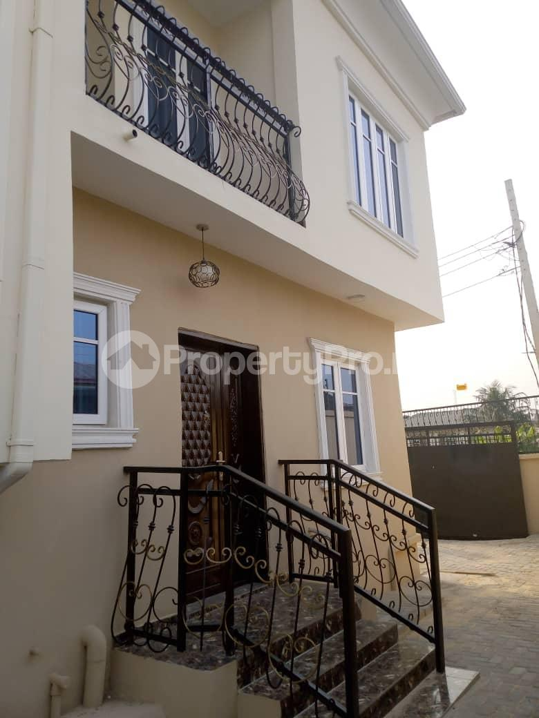 4 bedroom Semi Detached Duplex House for sale Millenium estate Gbagada Millenuim/UPS Gbagada Lagos - 0
