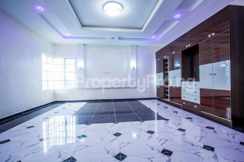 4 bedroom Semi Detached Duplex House for sale Buena Vista Estate chevron Lekki Lagos - 2