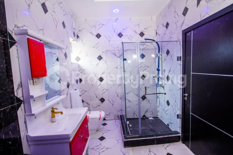 4 bedroom Semi Detached Duplex House for sale Buena Vista Estate chevron Lekki Lagos - 3