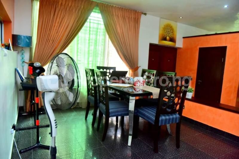 4 bedroom Semi Detached Duplex House for sale Off Emmanuel keshi  Magodo GRA Phase 2 Kosofe/Ikosi Lagos - 1
