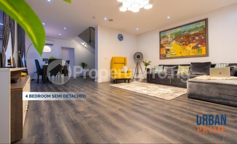 4 bedroom Semi Detached Duplex House for sale Abraham adesanya estate Ajah Lagos - 4