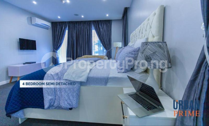 4 bedroom Semi Detached Duplex House for sale Abraham adesanya estate Ajah Lagos - 3