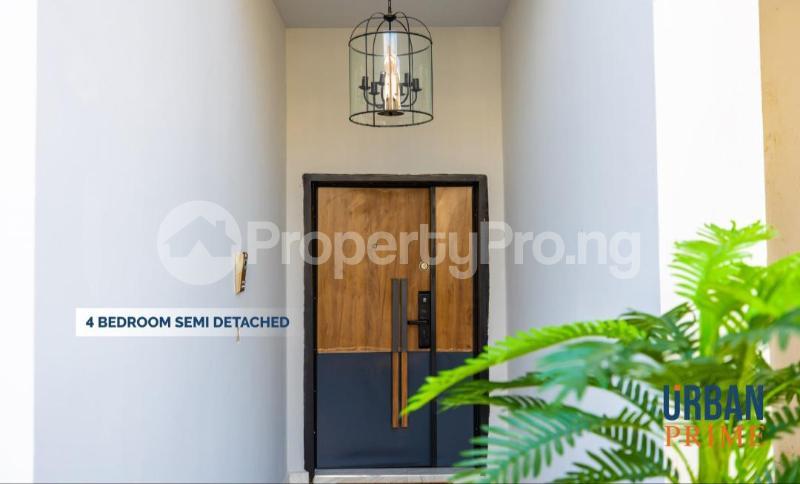 4 bedroom Semi Detached Duplex House for sale Abraham adesanya estate Ajah Lagos - 5