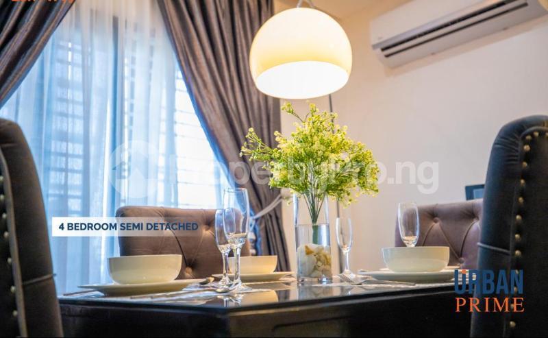 4 bedroom Semi Detached Duplex House for sale Abraham adesanya estate Ajah Lagos - 1