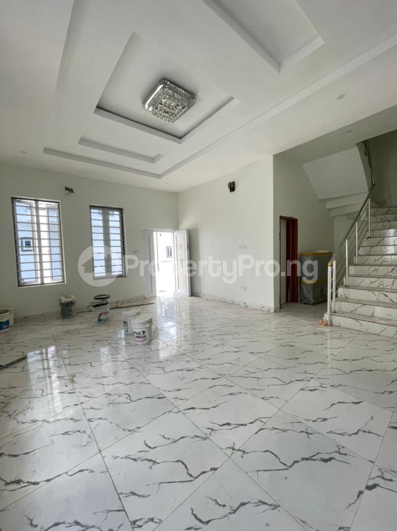 4 bedroom Terraced Duplex for sale 2nd Lekki Tollgate Lekki Lagos - 1