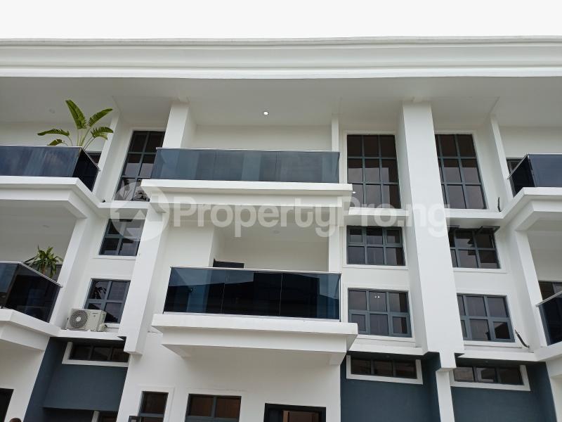 4 bedroom Terraced Duplex House for sale Dideolu Estate Ligali Ayorinde Victoria Island Lagos - 1