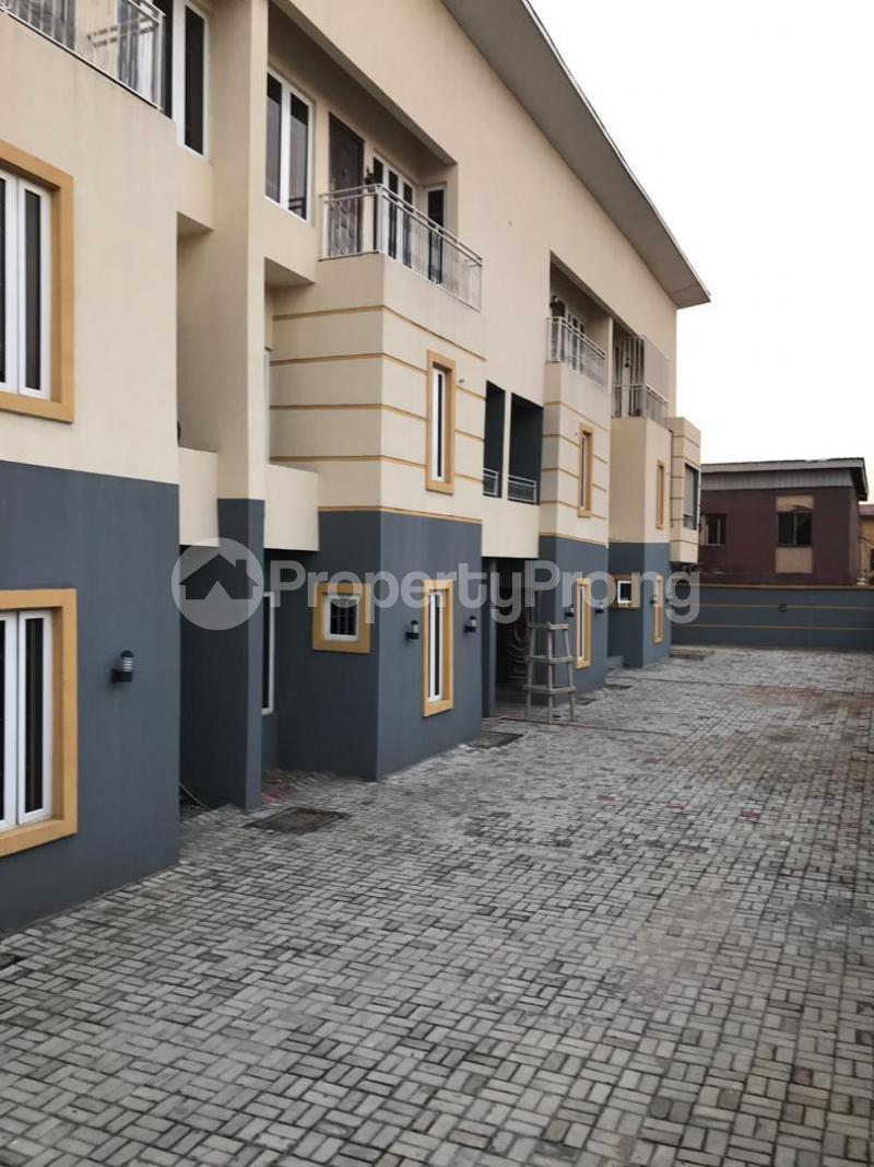 4 bedroom Terraced Duplex for sale Opebi Estate Opebi Ikeja Lagos - 2