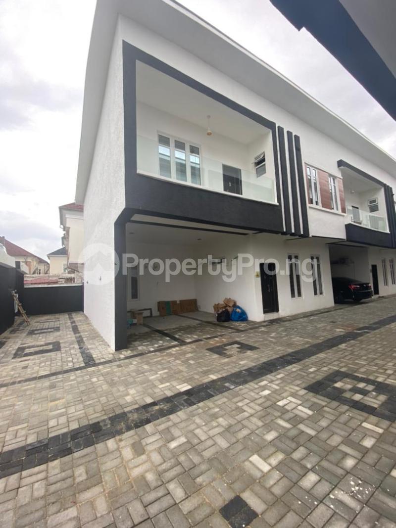 4 bedroom Terraced Duplex House for rent In an estate at ologolo  Ologolo Lekki Lagos - 11