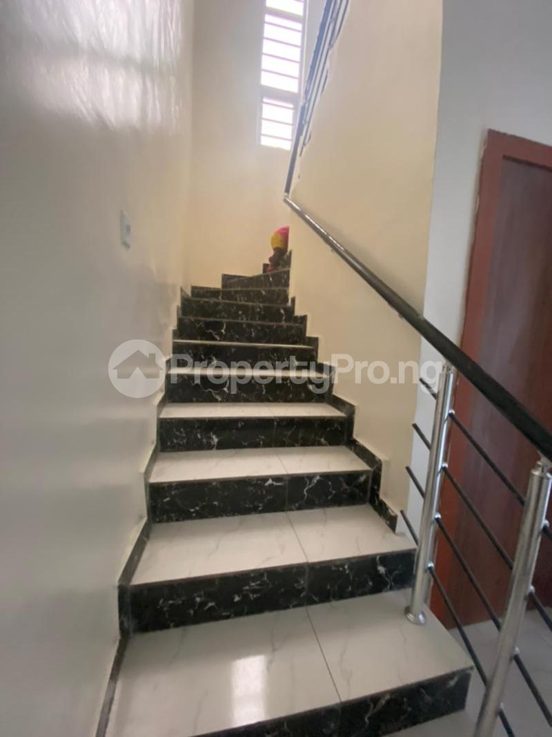 4 bedroom Terraced Duplex House for rent In an estate at ologolo  Ologolo Lekki Lagos - 6