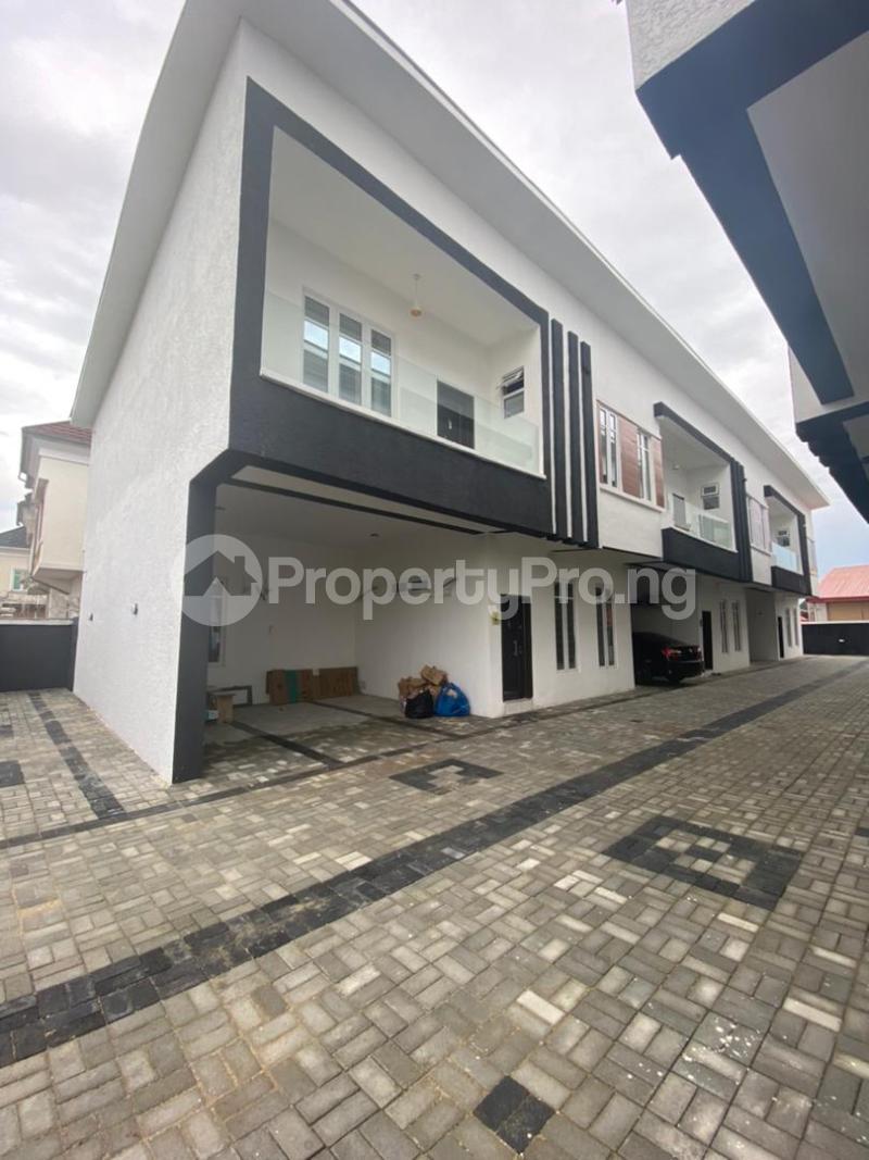 4 bedroom Terraced Duplex House for rent In an estate at ologolo  Ologolo Lekki Lagos - 7