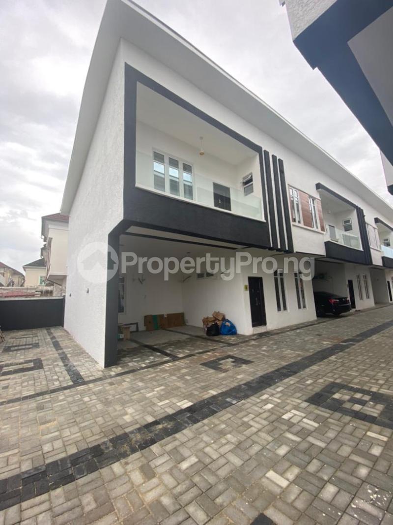 4 bedroom Terraced Duplex House for rent In an estate at ologolo  Ologolo Lekki Lagos - 9