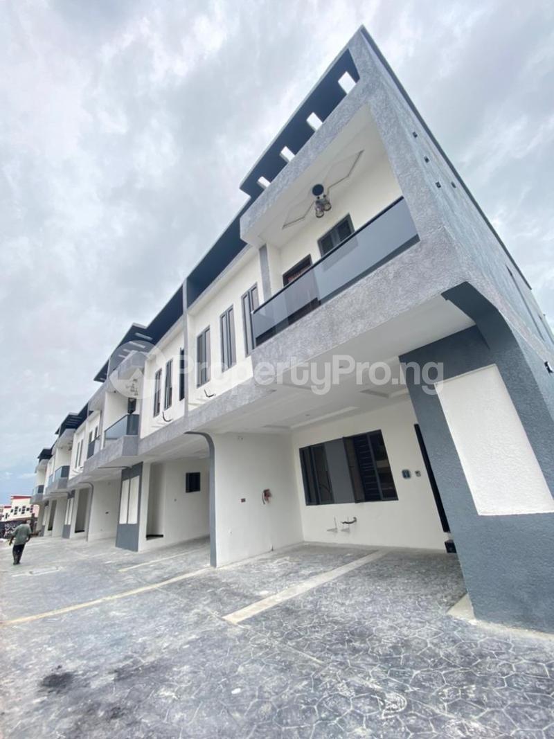 4 bedroom Terraced Duplex for sale Ikate Lekki Phase 1 Lekki Lagos - 0