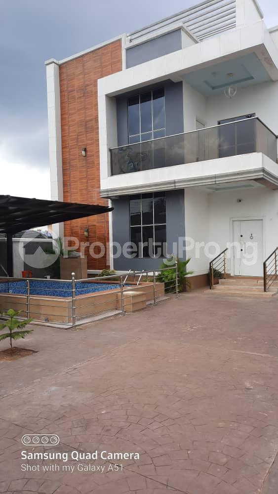 4 bedroom Detached Duplex House for sale Liberty garden  Asaba Delta - 1