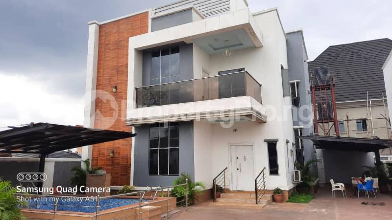 4 bedroom Detached Duplex House for sale Liberty garden  Asaba Delta - 0