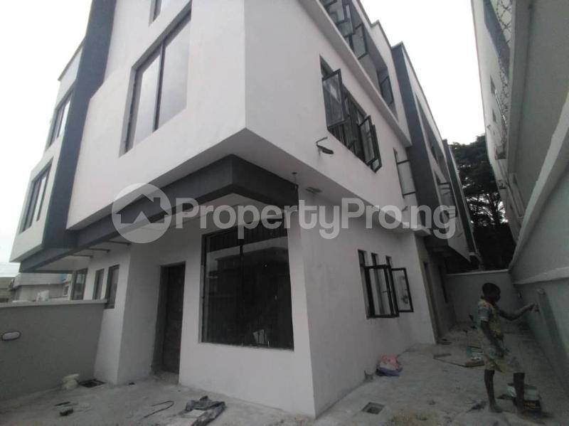 4 bedroom House for rent Lekki Phase 1 Lekki Lagos - 0