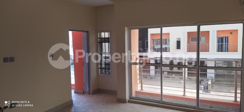 4 bedroom Terraced Duplex House for rent Paradise estate Karmo Abuja - 1
