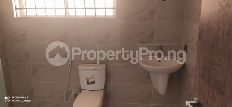 4 bedroom Terraced Duplex House for rent Paradise estate Karmo Abuja - 4