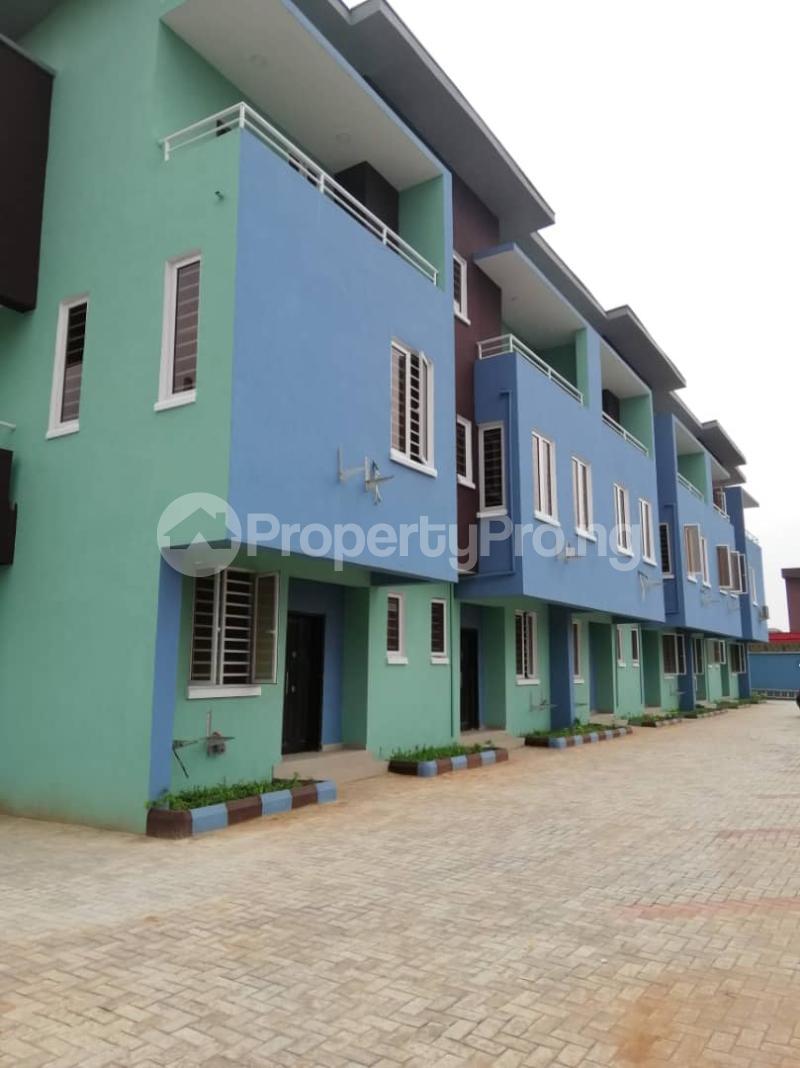 4 bedroom Terraced Duplex House for sale Yaba Sabo Yaba Lagos - 0