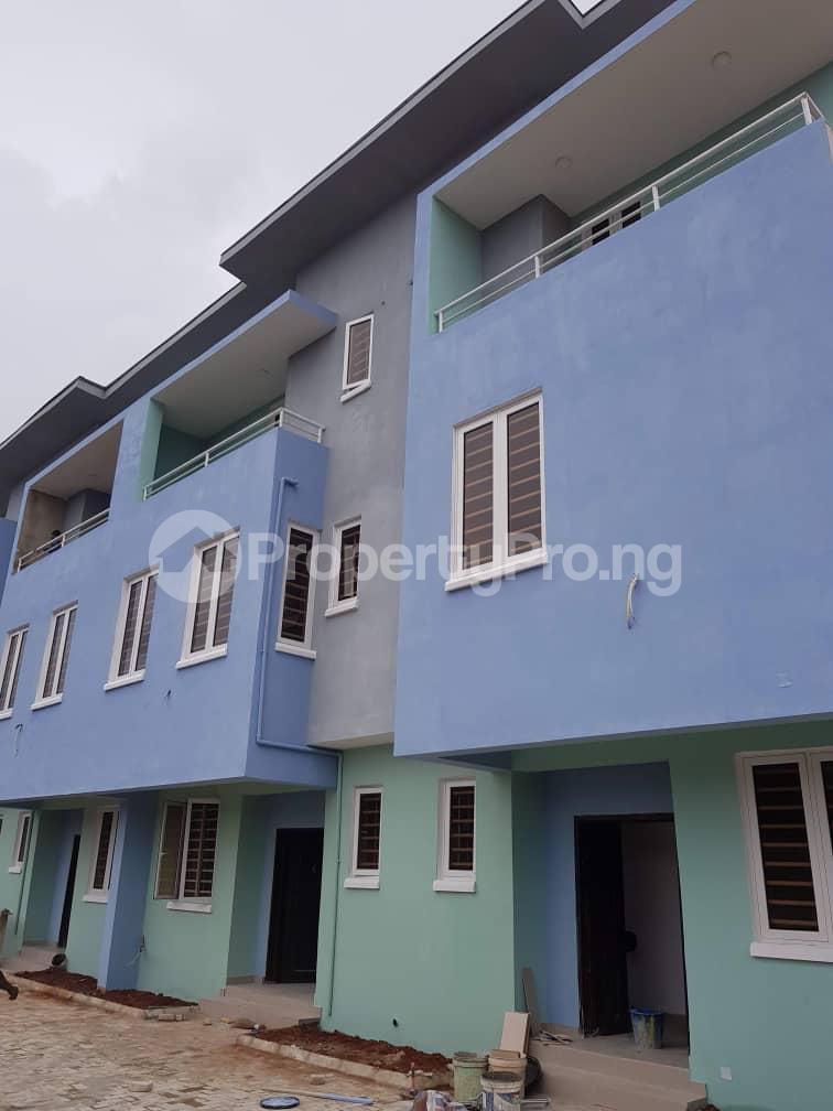 4 bedroom Terraced Duplex House for sale Yaba Sabo Yaba Lagos - 3