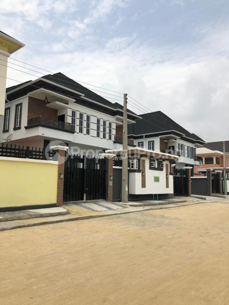 4 bedroom House for sale Lekki Phase 2 Ologolo Lekki Lagos - 28