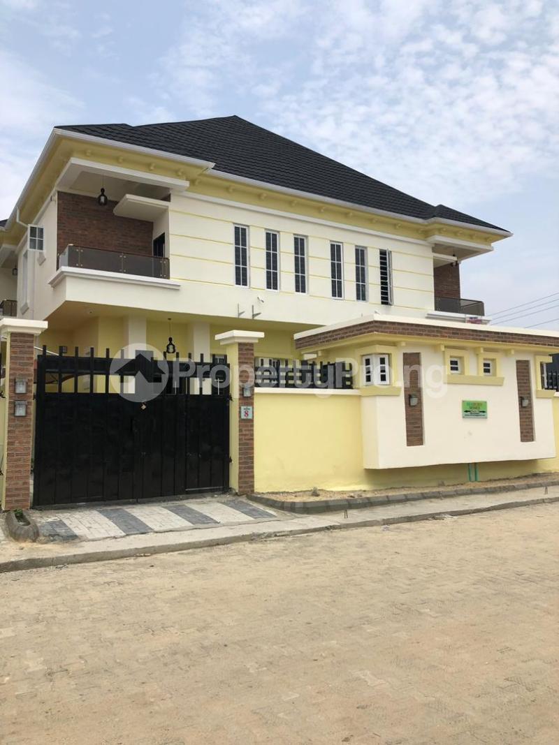4 bedroom House for sale Lekki Phase 2 Ologolo Lekki Lagos - 26