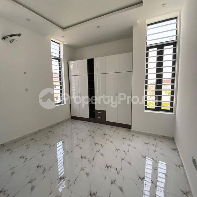5 bedroom Detached Duplex House for sale Lakeview Estate chevron Lekki Lagos - 6