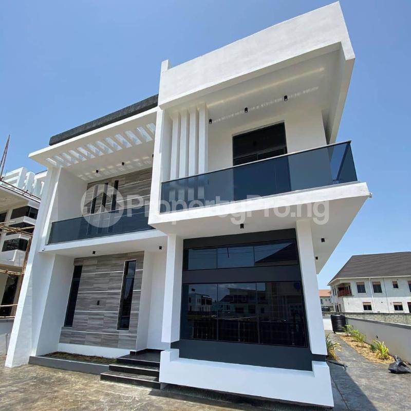 5 bedroom Detached Duplex House for sale Lakeview Estate chevron Lekki Lagos - 0
