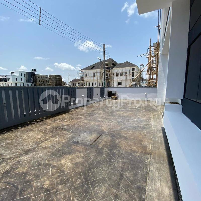 5 bedroom Detached Duplex House for sale Lakeview Estate chevron Lekki Lagos - 9