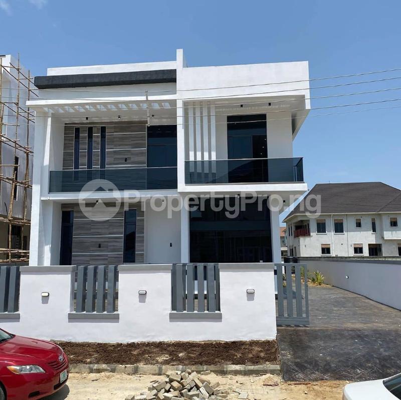 5 bedroom Detached Duplex House for sale Lakeview Estate chevron Lekki Lagos - 1